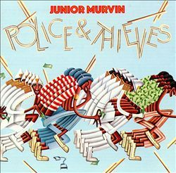 Been listening to some classic reggae -- Police and Thieves by Junior Murvin