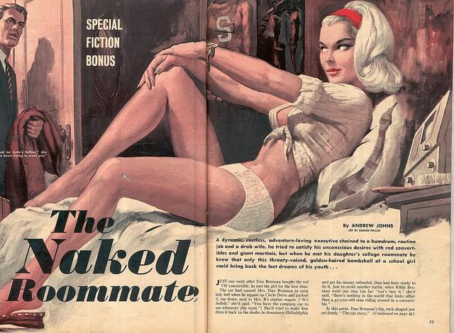 Naked Girls - DampLipscom