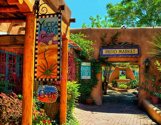 """Patio Market""- Taken in Albuquerque New Mexico- By Diana Graves Photography"