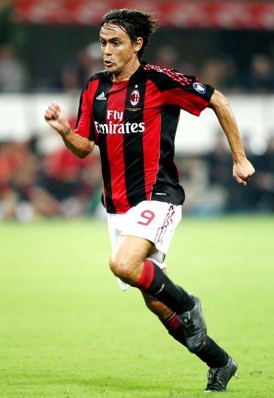Filippo Inzaghi, AC Milan (2001-2012)
