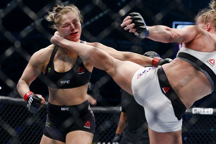 UFC 193 results: Holly Holm knocks out Ronda Rousey in title stunner - MMA Fighting
