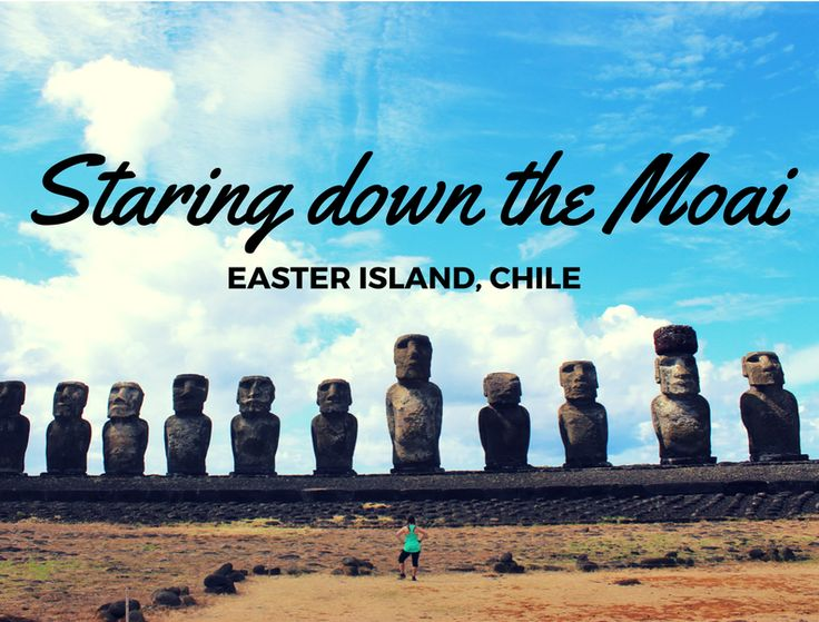 Easter Island is on many traveler's bucket lists. Explore the island (and secrets) on this blog!