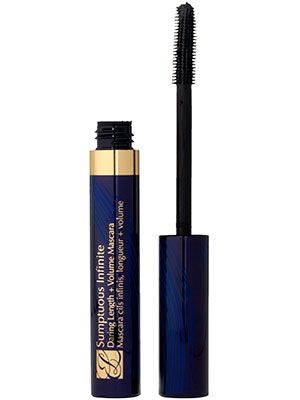 This Estee Lauder mascara isn't goopy, and the combination of bristles makes lashes thick and feathery without venturing into spider territory....