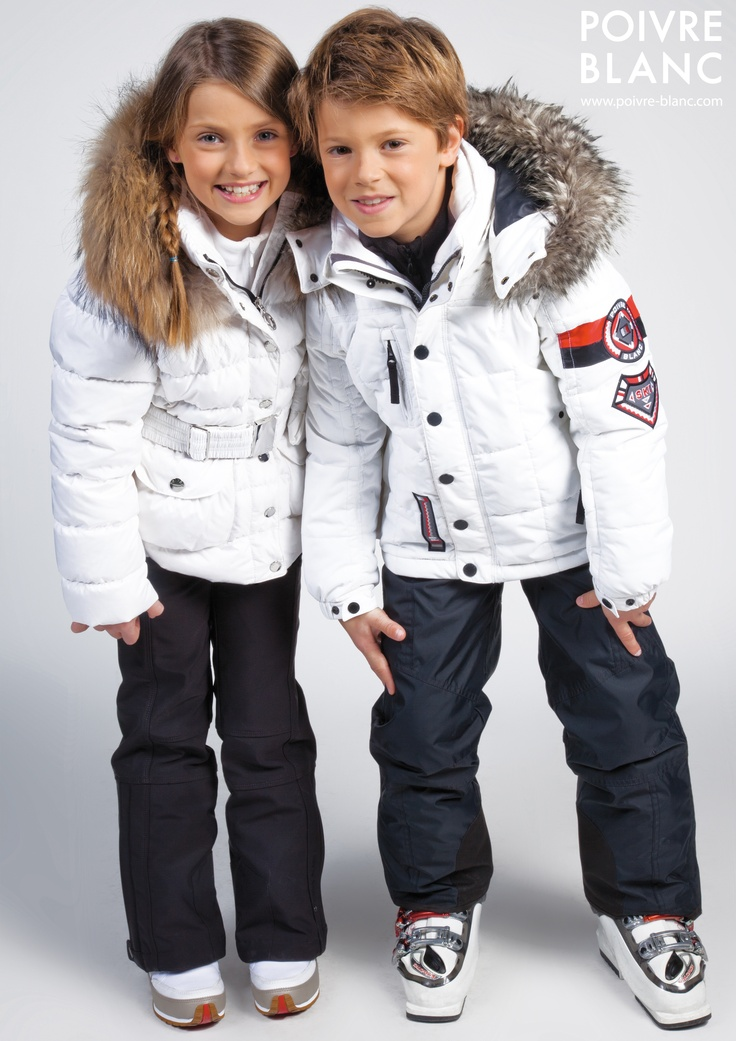 poivre blanc junior girl hiver 2012 13 2 veste doudoune. Black Bedroom Furniture Sets. Home Design Ideas