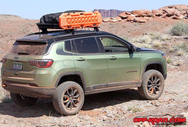 6 Jeep Compass Trailpass Concept Ejs 4 17 2017 Automoviles