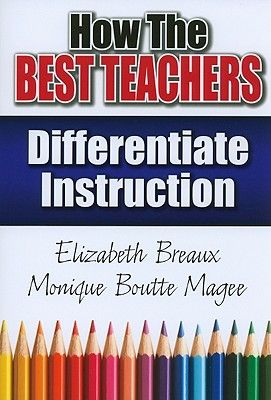 This accessible and practical guide shows teachers how to provide their students with a variety of ways to strengthen their understanding of new material. . Contents include: What is differentiated instruction and why do we differentiate? Know your students Management for differentiated instruction 12 ways to differentiate And more!