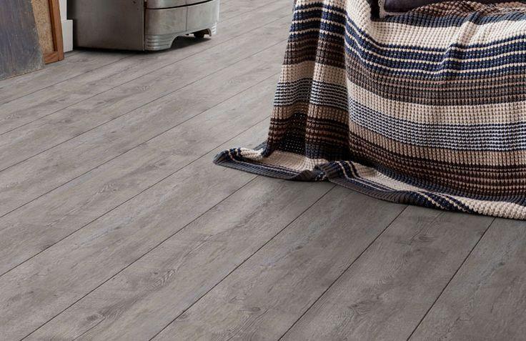 Home Stick - Grey pecan XL: Zelfklevende pvc vloer (Limited edition) (374) € 19,95 / m2 (incl. BTW)