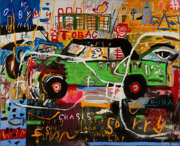 Troy Henriksen - Car Crash - Galerie W - Galerie d'Art contemporain à Paris