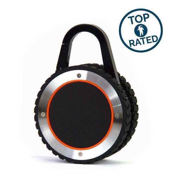 All Terrain Sound Is A Rugged Waterproof Bluetooth Speaker