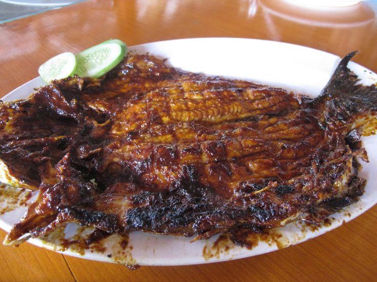 Cara Membuat Ikan Patin Bakar