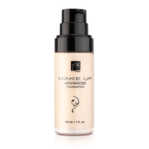 This 30 ml Alabaster Advanced Foundation - covering effect - contains a mix of polymers that ensures a perfect covering and satin skin effect. The pigments wrapped in silicone sheath ensure long-lasting colour and amino acid complex has high water binding potential, which is good for moisturisation and smoothing of your skin. Vitamin C stimulates collagen renewal while vitamin E protects your skin from harmful effects of external factors. It contains UV filters and is easy to spread.