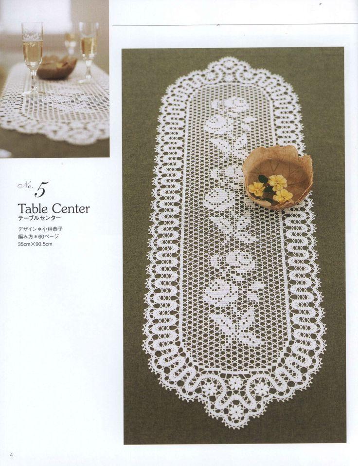 Crochet Lace 2012 - 紫苏 - 紫苏的博客