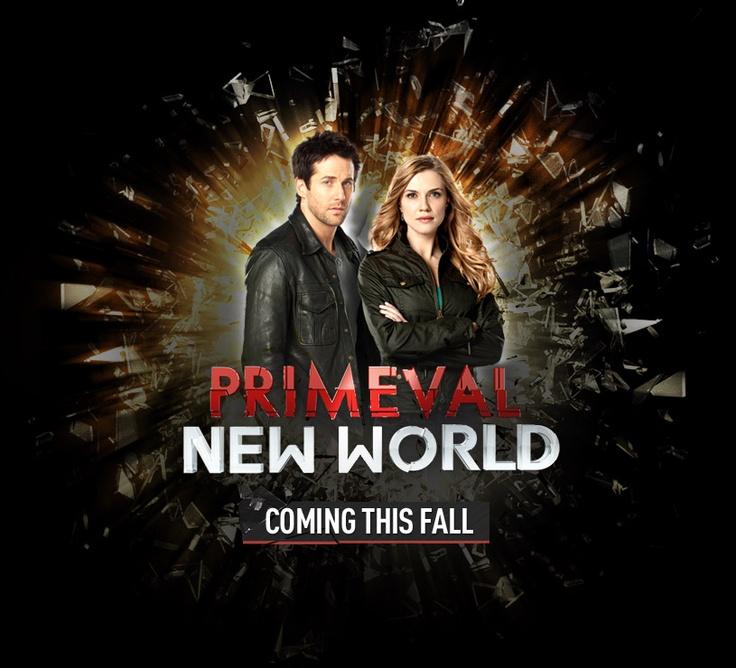 Primeval: New World - Cancelada por Space por las malas audiencias