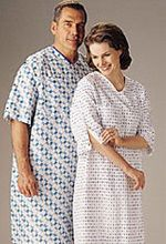 3XL IV Bariatric Patient Gown: These Big size bariatric Hospital gowns were designed with the patient in mind. The coloring helps promote a soothing environment that is more pleasing for the patient. Improving the patient's surroundings by offering new and innovative colors and prints in your facility will help enhance the overall healing process.