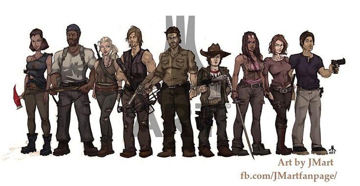 The Walking Dead: sobreviver é a meta