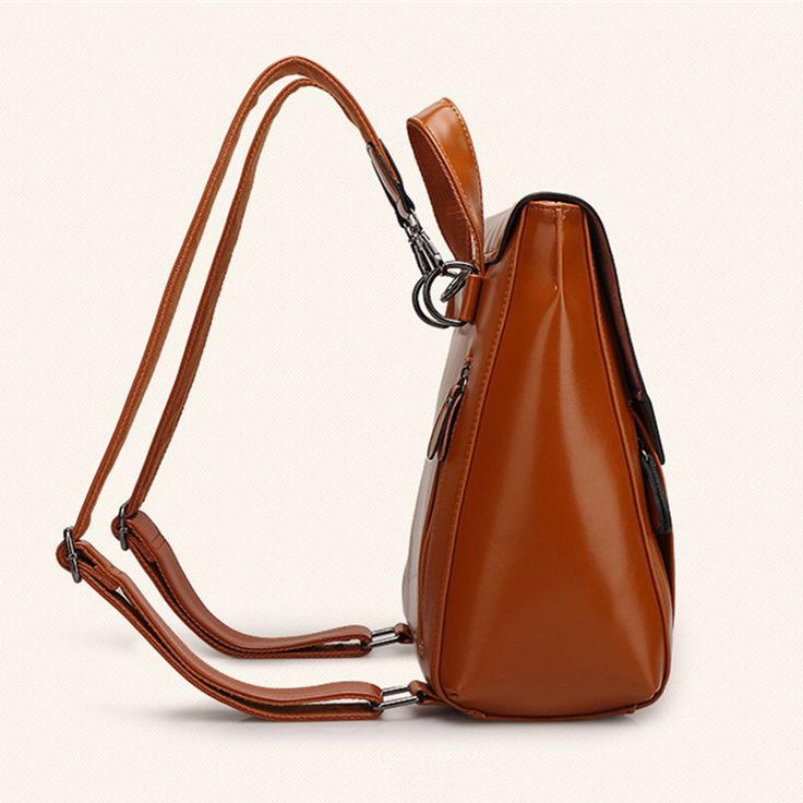 Aliexpress.com : Buy 2015 Autumn women vintage bag genuine leather backpack women Brown zipper and hasp backpacks 100% really leather preppy style from Reliable backpack cars suppliers on Lovely Bag Store..   Alibaba Group