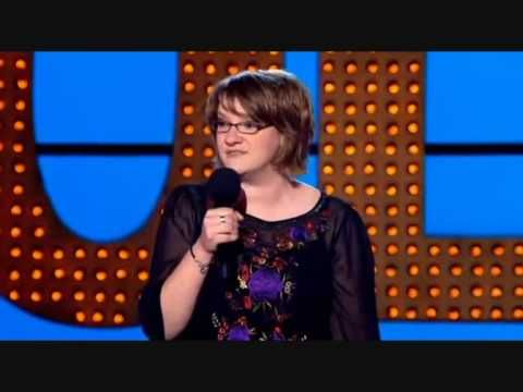 Sarah Millican Live At The Apollo Full  She is soo funny!