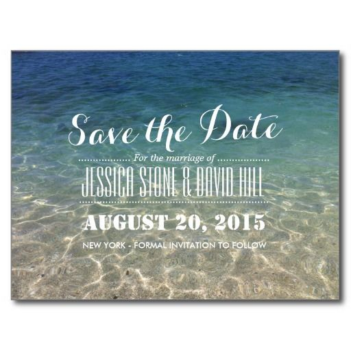 Best 25 Beach wedding invitations ideas – Beach Wedding Invitations