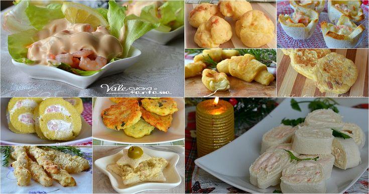 Antipasti per la Vigilia di Natale facili e sfiziosi, tante ricette gustose da gustare nella serata più suggestiva dell'anno insieme alle persone care
