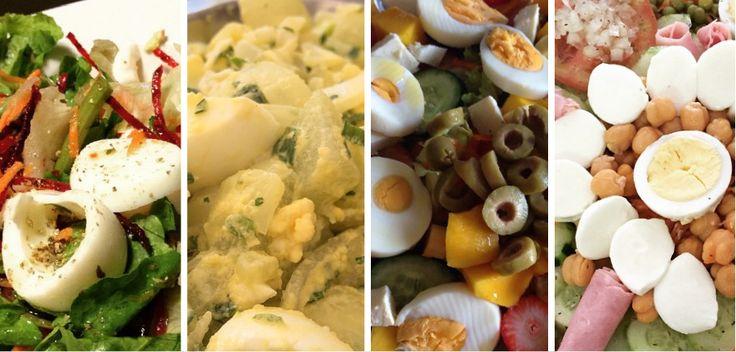 Salada é tudo de bom e fundamental para a nossa saúde. Além disso, já se foi o tempo em que salada era sinônimo de comida ruim. Quem concorda? Eu AMO! É uma refeição super prática e versátil, e dá …