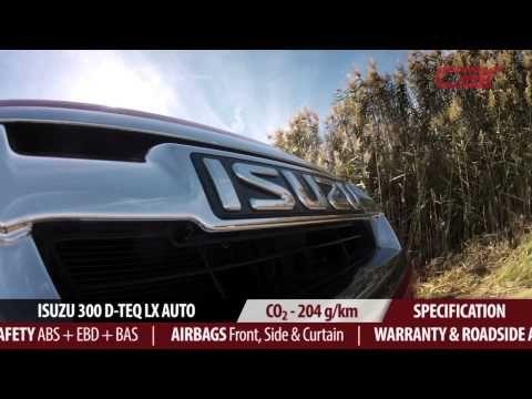 The CAR Magazine guys test our Isuzu KB 300 LX 4x2 Double cab.