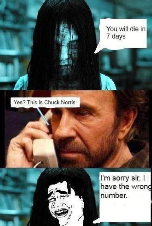 Bad ol' Chuck