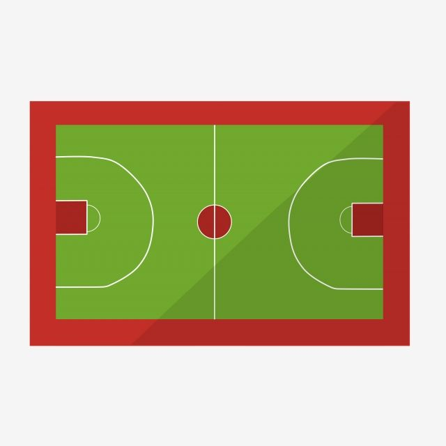 Basketball Court Image Free Vector Design Template Vector Free Templates