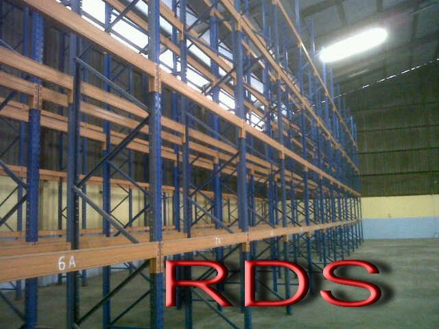 Pallet Rack T3 RDS