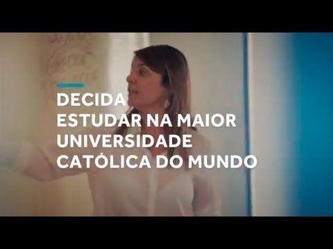 Vestibular PUC Minas 2017 - Maior universidade católica do mundo - YouTube