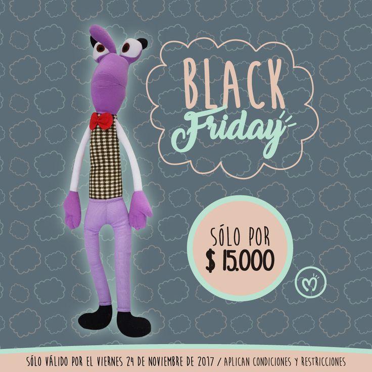 Lleva este regalo con tu empaque gratis en Black Friday, visita nuestros puntos de venta en Envigado este próximo viernes de 10:00 a.m. a 8:00 p.m. y aprovecha este día de grandes descuentos. #BlackFriday #BigSale #Migas