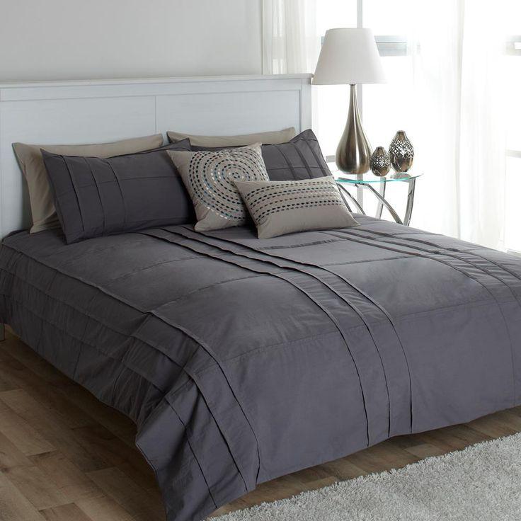 collection quentin ensemble de douillette 3 pi ces. Black Bedroom Furniture Sets. Home Design Ideas