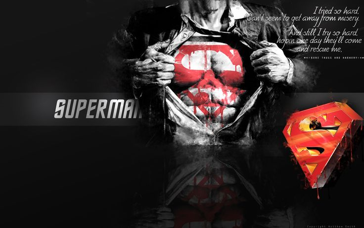 Superman Tablet Wallpaper Cool G63