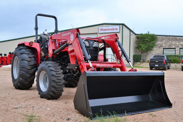 Mahindra 4540 Tractor Tractors Mahindra Tractor 4wd