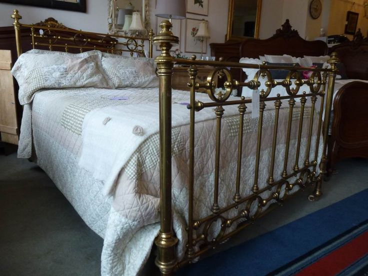 French Brass Bed Old Brass Beds Antique Iron Beds