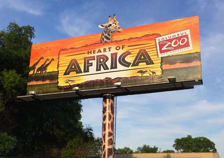 Columbus Zoo: Heart of Africa