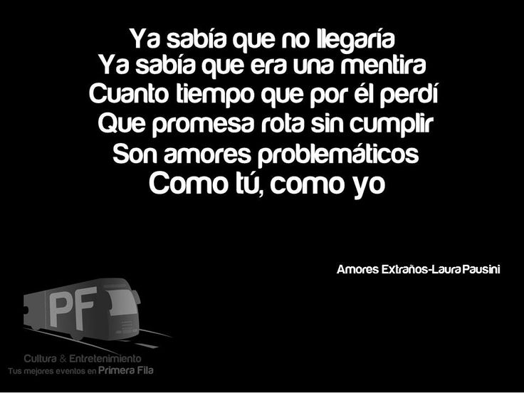 Laura Pausini- Amores Extraños