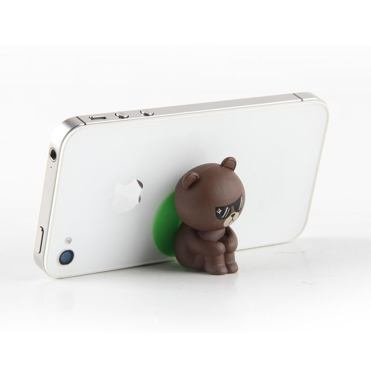 Line Character Phone Sucker (6 Models Available) - Harga Rp 55.000