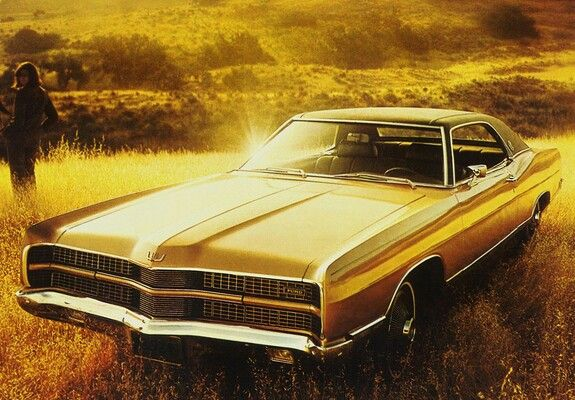 1969 Ford Ltd Hardtop Coupe