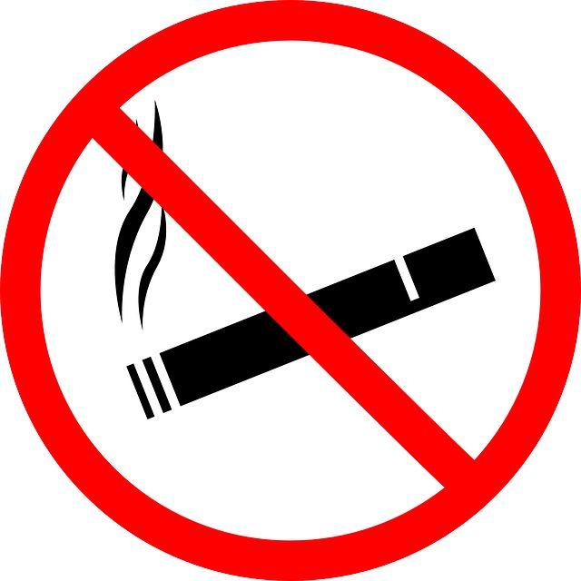 Smoke, Warning, Sign, No Smoking, Banned, Prohibited