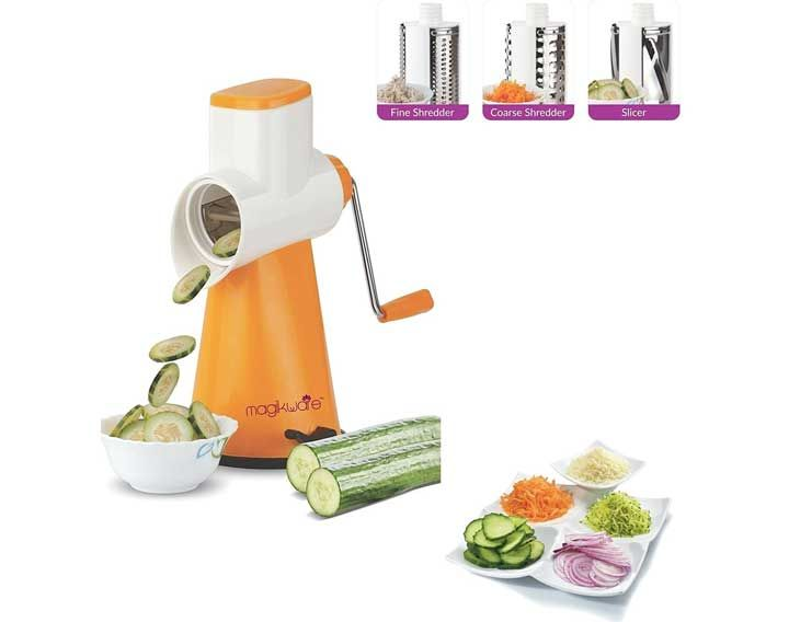 Buy a multi-functional Vegetable Cutter in just Rs 410/-. A great addition in your kitchen.  #couponndeal #hotdeals #slicer #chopper #onlinevegetablecutter