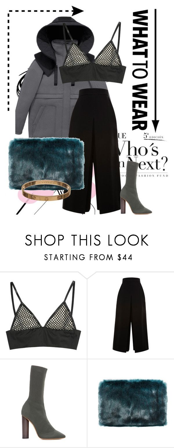 """Do you dare?"" by eirini-kastrou on Polyvore featuring Proenza Schouler, adidas Originals and Cartier"