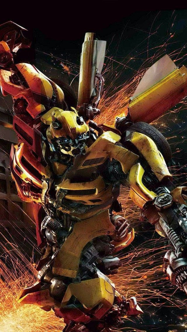 Bumblebee - #movie #transformers iPhone wallpaper @mobile9