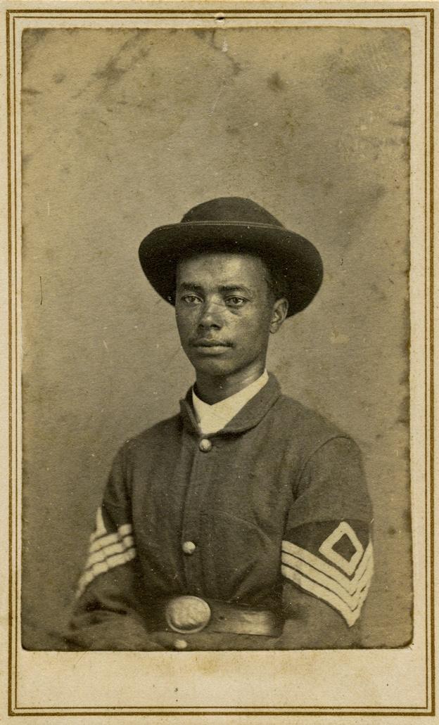 Dbq african americans in civil war