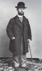 Emblecat presenta al Curs d'Art del Foment Martinenc: Toulouse-Lautrec (1864-1901) a càrrec de l'historiador de l'art Sebastià Sánchez Sauleda. Dilluns, 2 de març de 2015, 18:30 h.