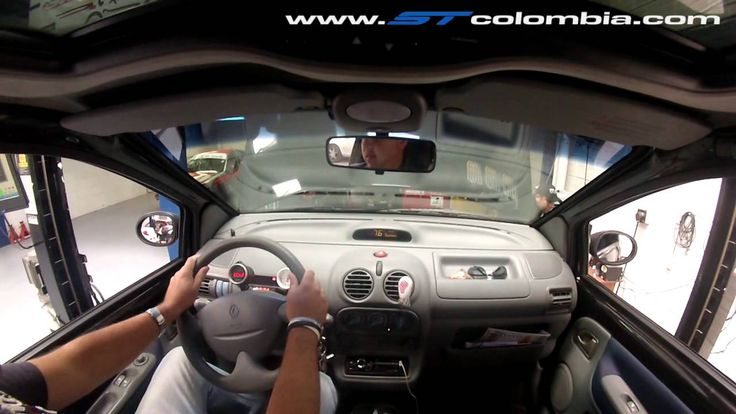 Renault Twingo Turbo, test en Dyno