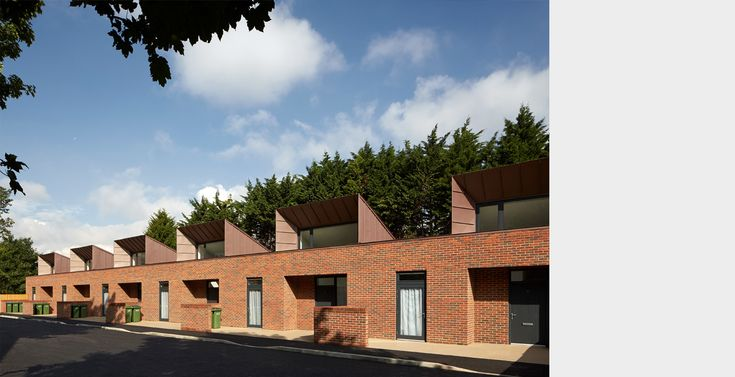 Greenwich Housing - Bell Phillips Architects