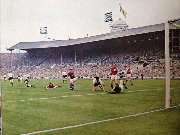 Wembley FAC Final 1962