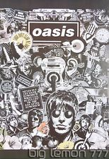 OASIS British Rock Band Poster #2