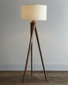 Tripod Floor Lamp Traditional Floor Lamps