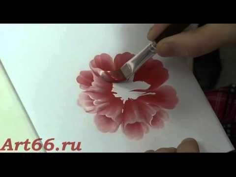 dekorat_rospis02(art66) - YouTube